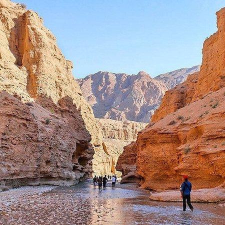Morteza Ali Canyon: Morteza ali fountain