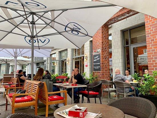 Cafe Extrablatt Flensburg Picture