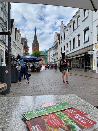 Cafe Extrablatt Flensburg Photo