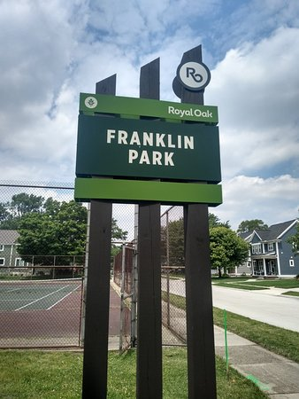 Royal Oak, MI : Franklin Park