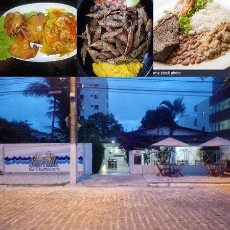 Casa Praia Bar e restaurante: Casa praia bar o lugar aonde vc se senti em casa