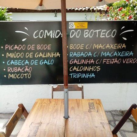 Casa Praia Bar e restaurante Picture