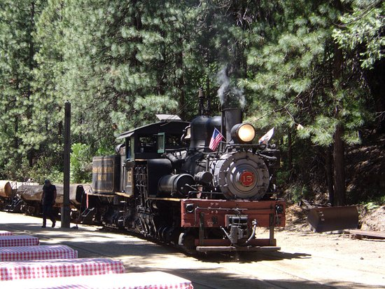 Yosemite Mountain Sugar Pine Railroad (Fish Camp) - 2019 All