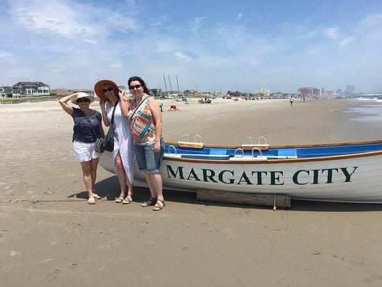 Margate City Beach