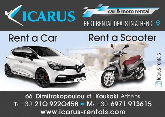 Icarus Car & Moto Rentals