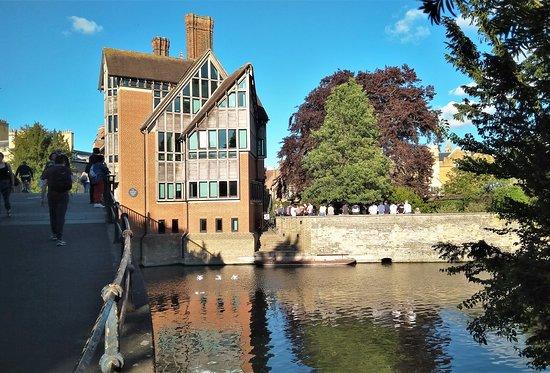 Biblioteca de Trinity College.