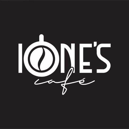 Santo Antonio do Amparo, MG: Nossa marca! Seja bem vindo IONE's Café