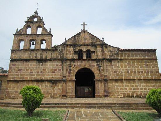 Iglesia de Santa Lucía de Guane