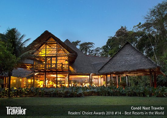 Five star service in the Amazon - Review of Inkaterra Reserva