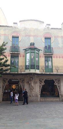 Granollers, Espanja: Casa Miquel Blanxart