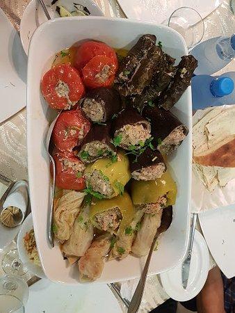 Lara Restaurant: Summer tolma  armenian