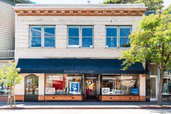 Hanson of Sonoma Tasting Room at Hanson Gallery