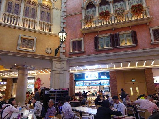 North (The Venetian Macau): Inside the Venetian Food Court 7