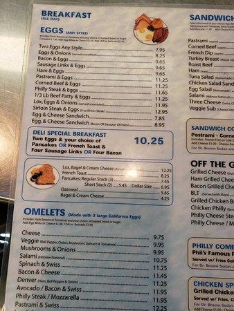 Phil s Deli & Grill