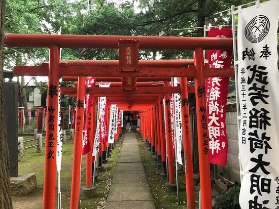 ‪Takeyoshi Inari Shrine‬