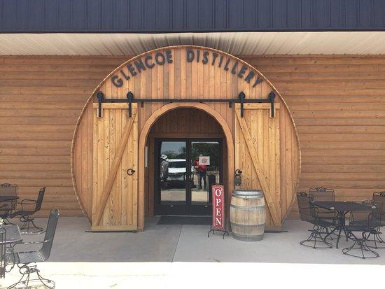 Glencoe Distillery