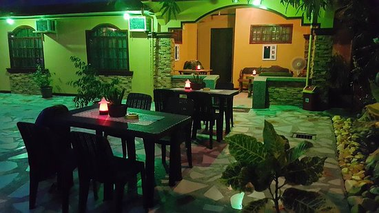 Carribean Transient House At Hundred Island is one of the best place and accommodation to Stay with, a quiet and romantic environment, Cozy and friendly Staff. Serving a local Beers,champage,white wine,red wine and moscato also a fresh Local Brewed Coffe and a local famous breakfast.