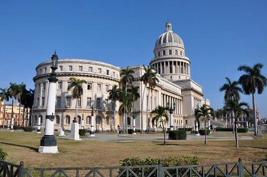 Ciudad de la Habana Province, Cuba: El Capitolio