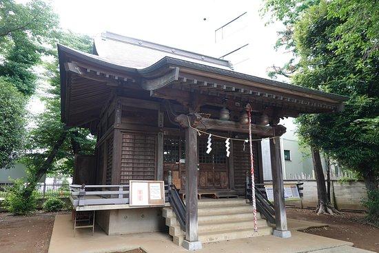 Kitano Hachiman Shrine