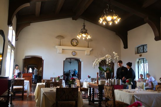 "Berkeley City Club: ""Julia's Restaurant"""