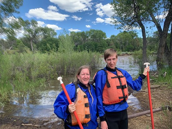 Economy Family Rafting In Durango: End of  great river raft trip