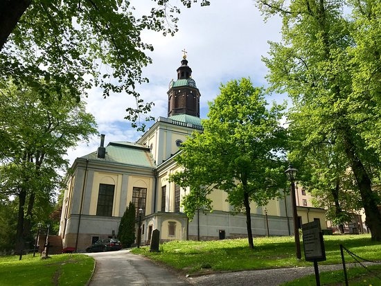 Kungsholmens Kyrka