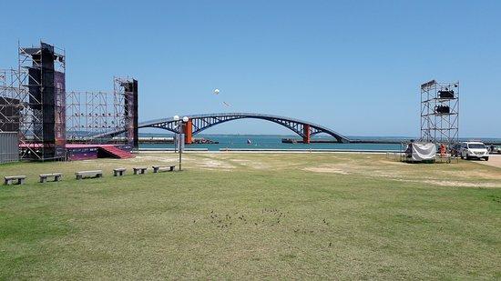 台灣馬公: 彩虹橋一景