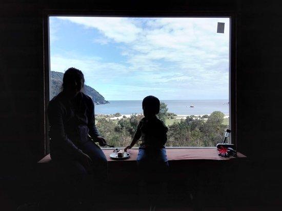 Rio Negro, شيلي: Con vista a la bahia de corndor