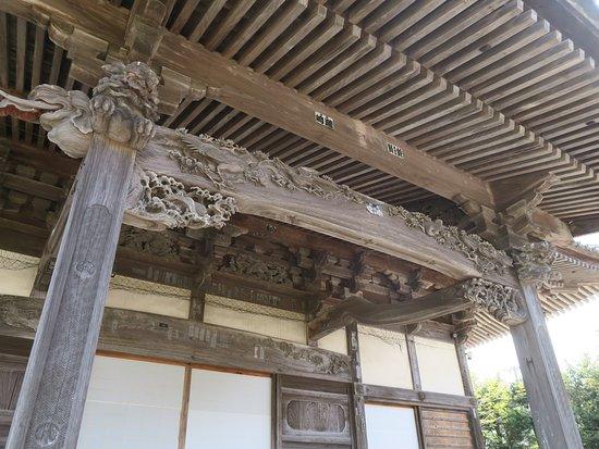 Matsuzaki-cho, Japonia: 梁や虹梁が素晴らしい。