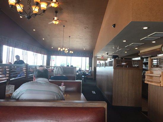 Russ' Restaurant: An inside view of this restaurant