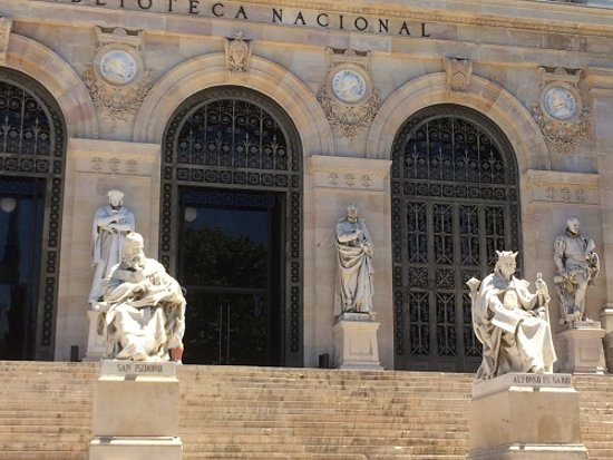 Another View Of The Statues