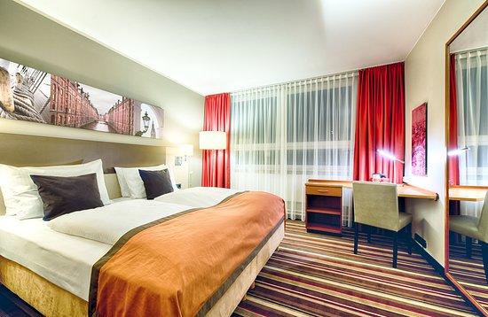Hotel I Hamborg Lufthavn Hotel Med Jacuzzi På Værelset Jylland
