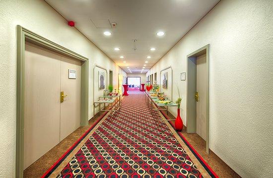 Leonardo Hotel Karlsruhe: Meeting room