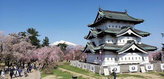 Hirosaki Castle: 天守閣