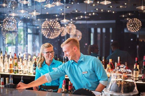 Motel One Berlin-Tiergarten: Bar/Lounge