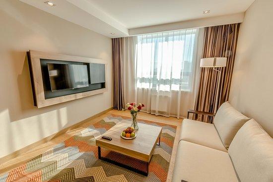 Holiday Inn Ulaanbaatar: Guest room