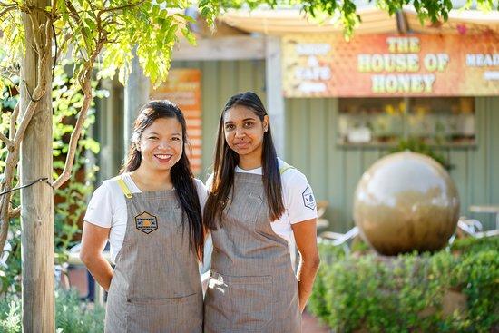 Worker Bees Citra & Sharlena