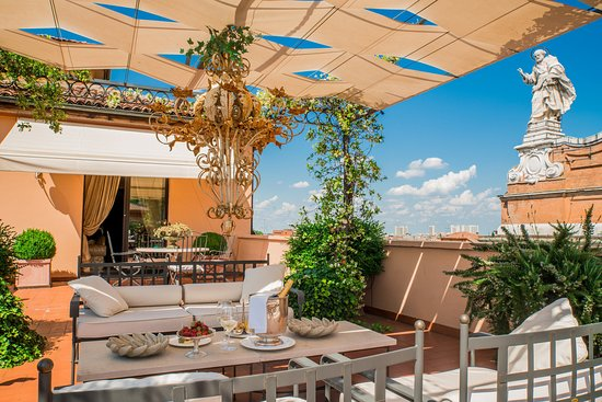 "Grand Hotel Majestic ""Già Baglioni"": Exterior"