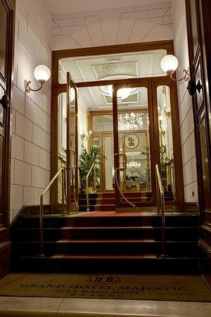 "Grand Hotel Majestic ""Già Baglioni"": Lobby"