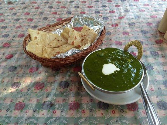 India: delicious food