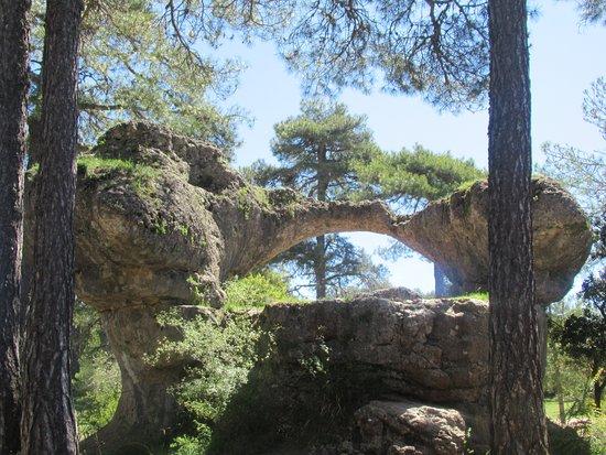 Valdecabras, España: ponte romano