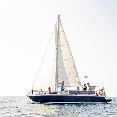 Formentera desde el mar