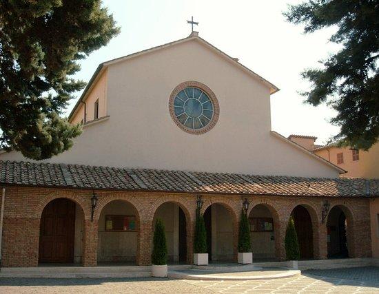 Parrocchia San Filippo Neri alla Pineta Sacchetti