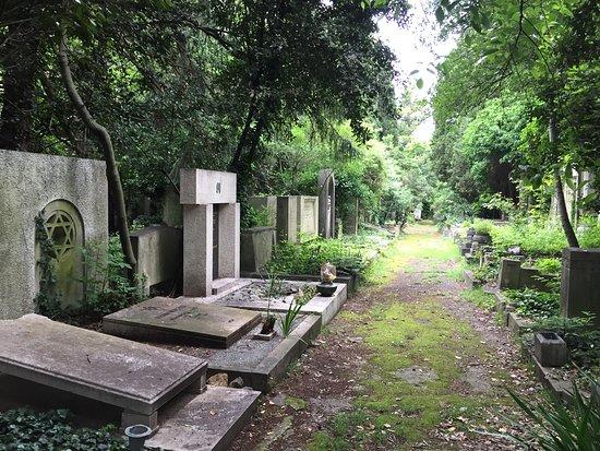 Cimitero Ebraico Di Trieste