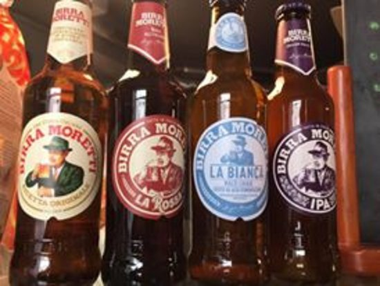bieres italiennes