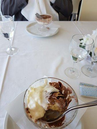 Ristorante Montesole: dessert purtroppo già iniziato...05.19