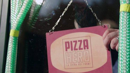 Pizza hero da galassi