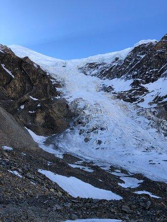 Nepal Dream Path: Avalanche zone of Tukuche