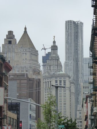 Downtown Manhattan (Downtown): Cartoline da New York