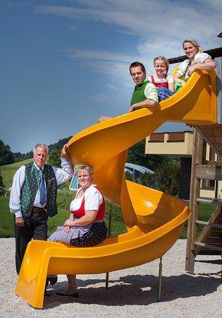 Panorama-Gasthof-Pension Leidingerhof: Familie Stabauer